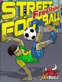 Street Football: Freestyler Java Mobile Phone Game