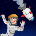 Faily Rocketman Android Mobile Phone Game