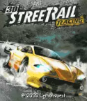 3D Street Rail Racing Java Mobile Phone Game