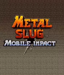 Metal Slug Mobile Impact Java Mobile Phone Game