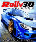 Rally Evolution 3D Java Mobile Phone Game