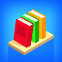 Books Puzzle 3D QMobile Smart View Max Game