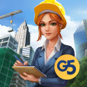 Mayor Match: Town Building Tycoon & Match-3 Puzzle Huawei MatePad T8 Game
