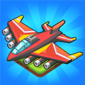 Merge Airplane 2: Plane & Clicker Tycoon QMobile Smart View Max Game