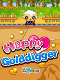 Happy Gold Digger Java Mobile Phone Game