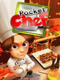 Pocket Chef Samsung E1182 Game