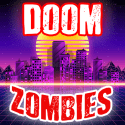 DOOM Zombies Chainsaw:Devil Blood Dungeon Monsters Android Mobile Phone Game