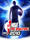 NBA Pro Basketball 2010 Java Mobile Phone Game