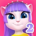 My Talking Angela 2 Android Mobile Phone Game