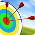 Archery Master Man-3D iBall Andi HD6 Game