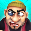 Scary Robber Home Clash Alcatel Pixi 4 Plus Power Game