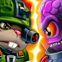 Hamsters: PVP Fight For Freedom Android Mobile Phone Game