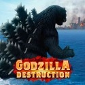 GODZILLA DESTRUCTION Android Mobile Phone Game