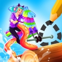 Scribble Rider Ulefone Note 7T Game