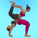 Couples Yoga Android Mobile Phone Game