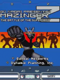Mazinger: The Battle Of The Superobot Samsung R260 Chrono Game