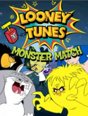 Looney Tunes: Monster Match Java Mobile Phone Game