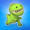Dino Run 3D Lava Iris X8 Game
