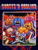 Ghosts'n Goblins Java Mobile Phone Game