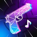 Beat Fire 3D:EDM Music Shooter Lava Iris X8 Game