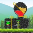 The Actual Game Rescue - Pull The Pin Android Mobile Phone Game