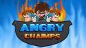 Angry Champs Java Mobile Phone Game