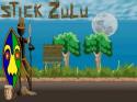 Stick Zulu Java Mobile Phone Game