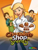 Chocolate Shop Frenzy Java Mobile Phone Game