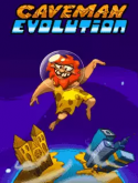Caveman: Evolution Java Mobile Phone Game