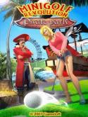 Minigolf Revolution: Pirate Park Java Mobile Phone Game