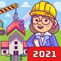 Puzzle Town - Tangram Puzzle City Builder BLU Studio X10+ Game