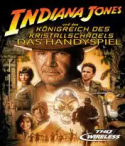 Indiana Jones And The Kingdom Of The Crystal Skull MegaGate 5210 ROCKSTAR Game