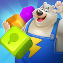 Cube Blast - Jungle & Puzzle Android Mobile Phone Game