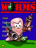 Worms QMobile XL40 Game