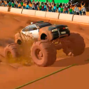Mud Racing: 4x4 Monster Truck Off-Road Simulator BlackBerry Priv Game