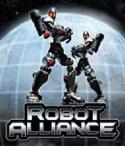 Robot Alliance 3D Samsung C3590 Game