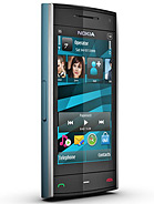 Nokia X6 8GB (2010)