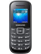 Samsung E1200 Pusha