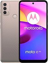 Motorola Moto E40