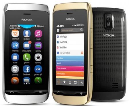 Nokia Asha 308 Review