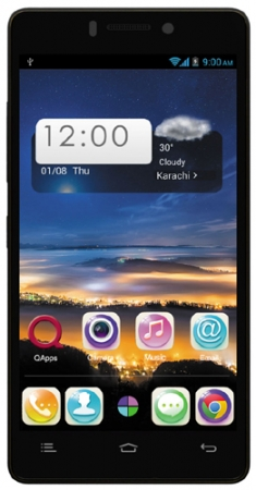 QMobile Noir Quatro Z3 Review
