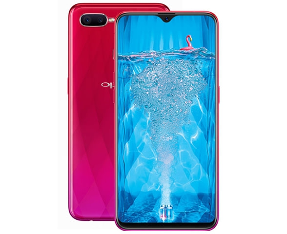 Oppo F9 (F9 Pro) Review