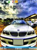 Bmw S40 Mobile Phone Theme