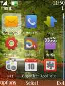Color Icons S40 Mobile Phone Theme