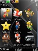 Mario Party S40 Mobile Phone Theme