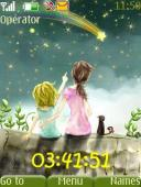Wish Time S40 Mobile Phone Theme