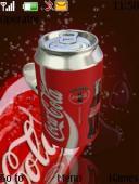Cocacola S40 Mobile Phone Theme