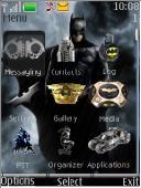 The Dark Knight S40 Mobile Phone Theme