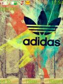 Adidas New S40 Mobile Phone Theme