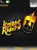 Knight Riders S40 Mobile Phone Theme